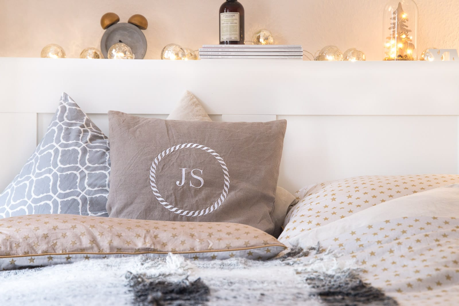Schlafzimmer Bettwaesche