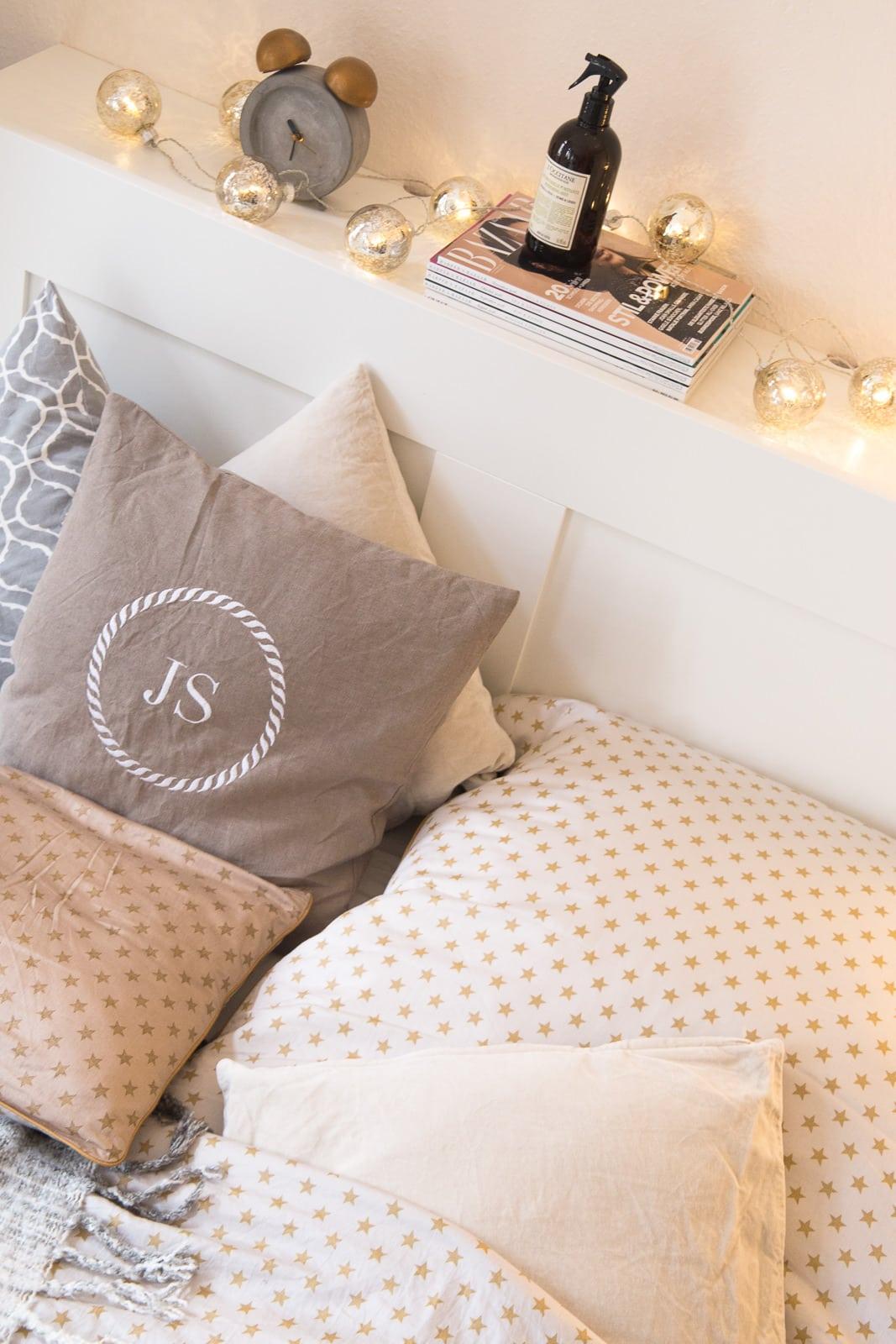 Schlafzimmer Interior Update: 5 Tipps für ein gemütliches Flair
