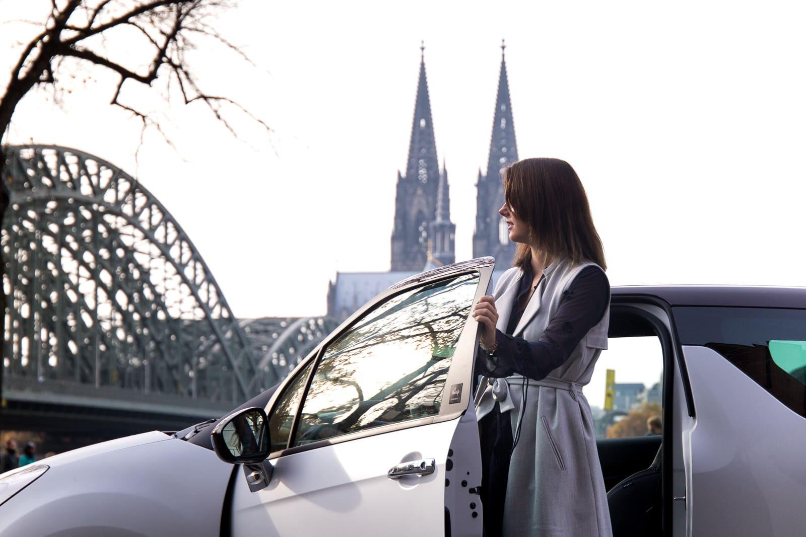 Stadt & Land mit dem DS 3 Givenchy Le MakeUp
