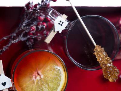 Für die kalten Tage: Weihnachtlicher Granatapfel Punch