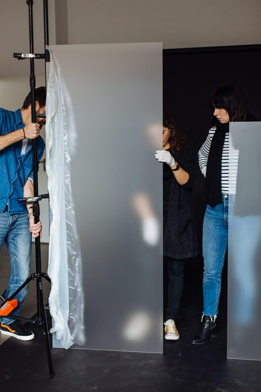 Mein L'Oréal Low Shampoo Fashion Shooting mit sisterMAG