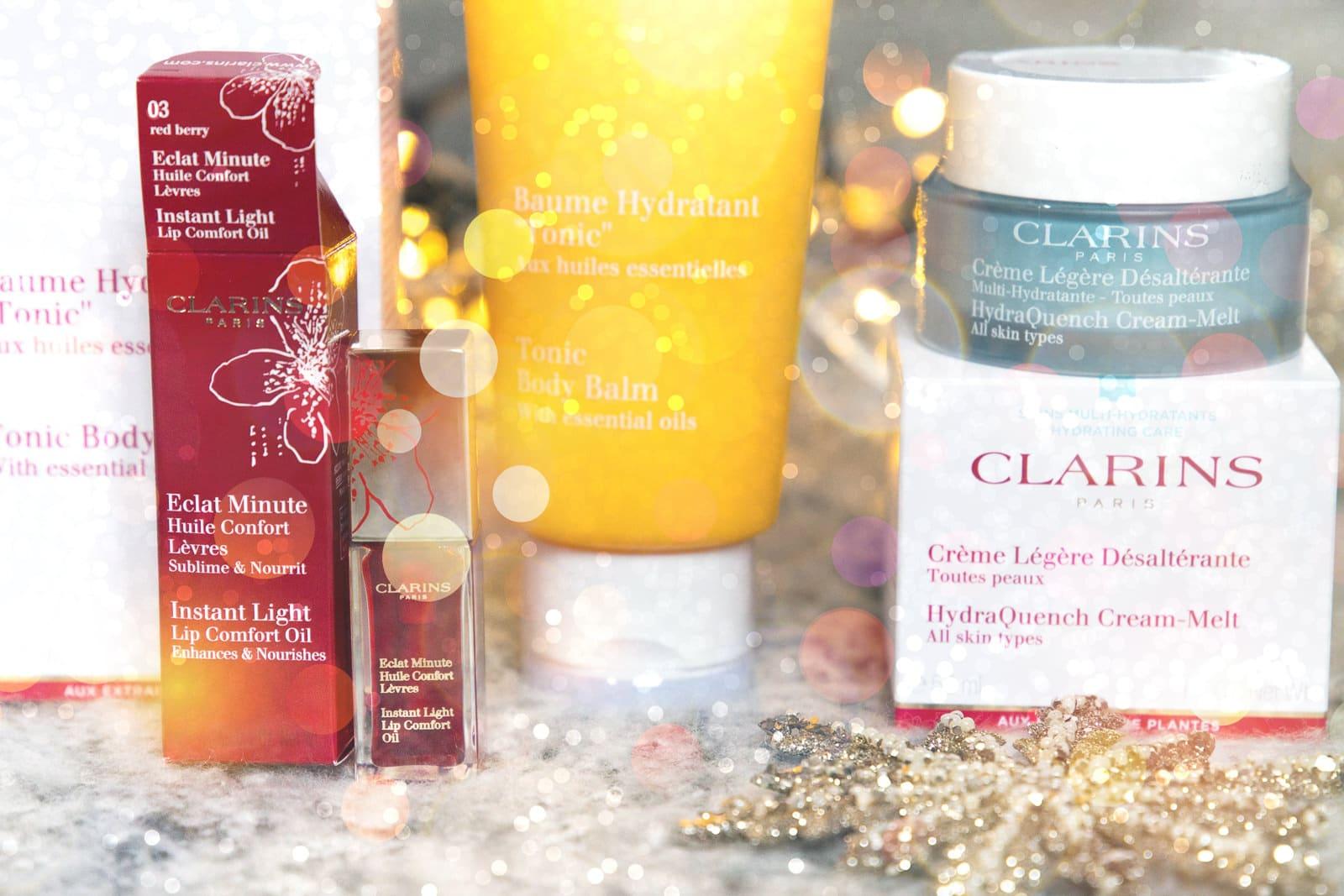 Türchen 16: Gewinne meine liebsten Produkte von Clarins!