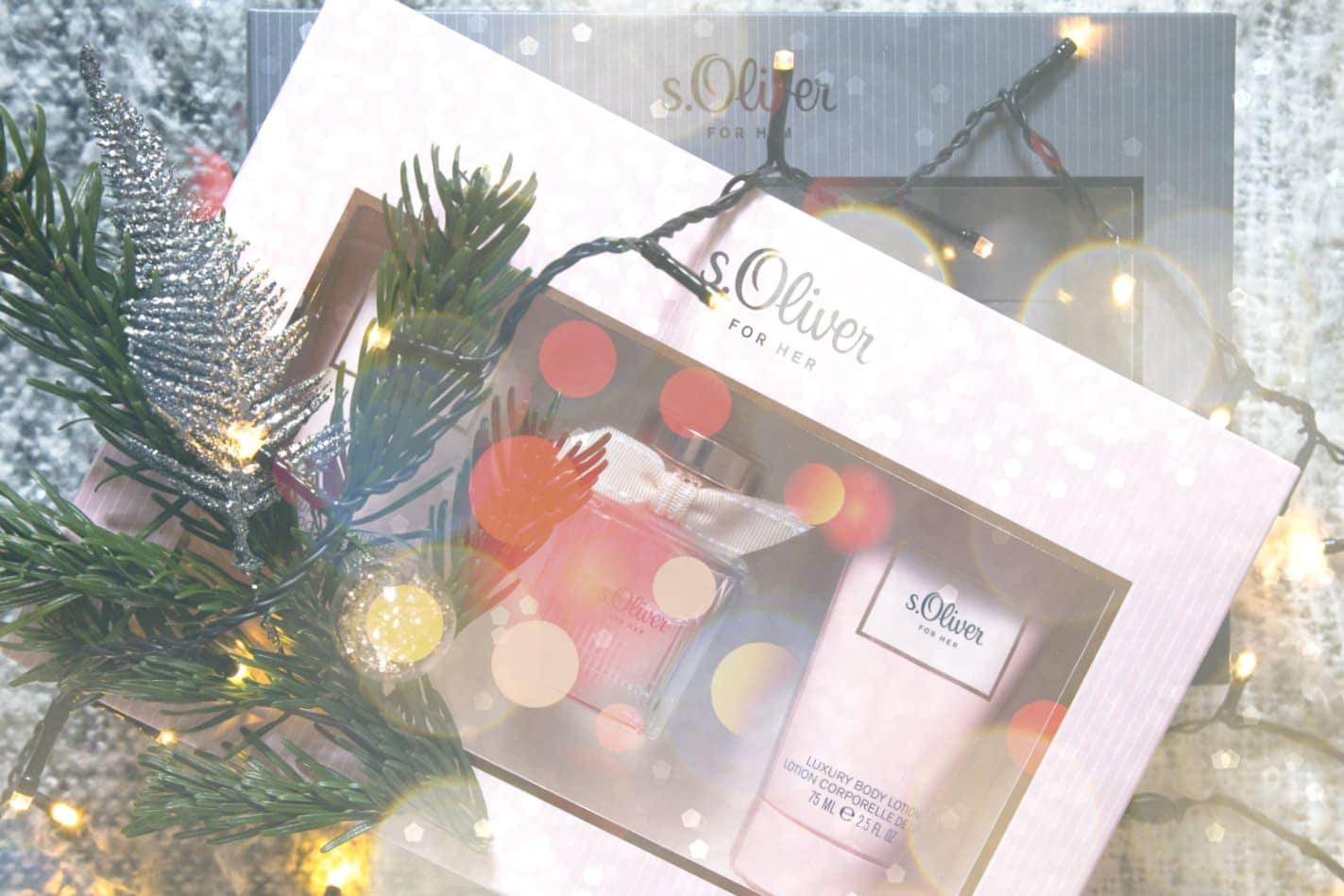 Türchen 21: Parfumsets von s.Oliver für Sie und Ihn