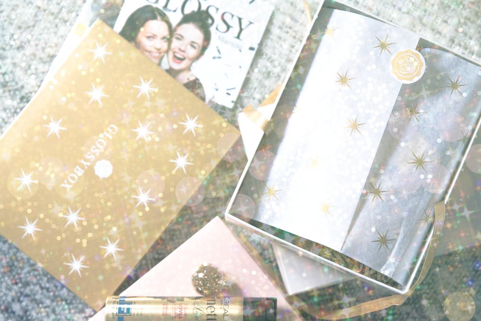 Türchen 12: Gewinne ein Glossybox Abo für drei Monate!