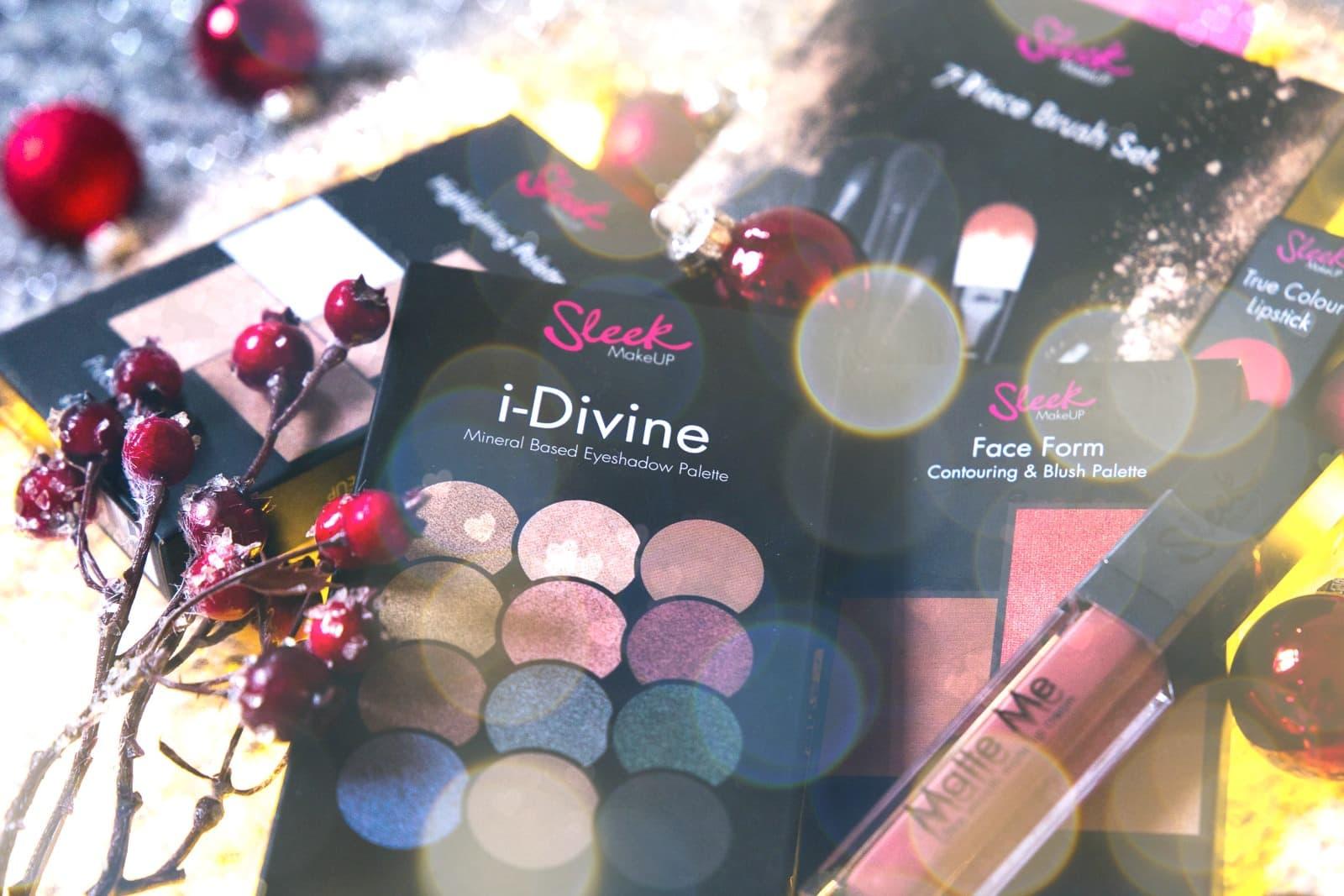 Türchen 14: Gewinne die Highlights von Sleek MakeUP