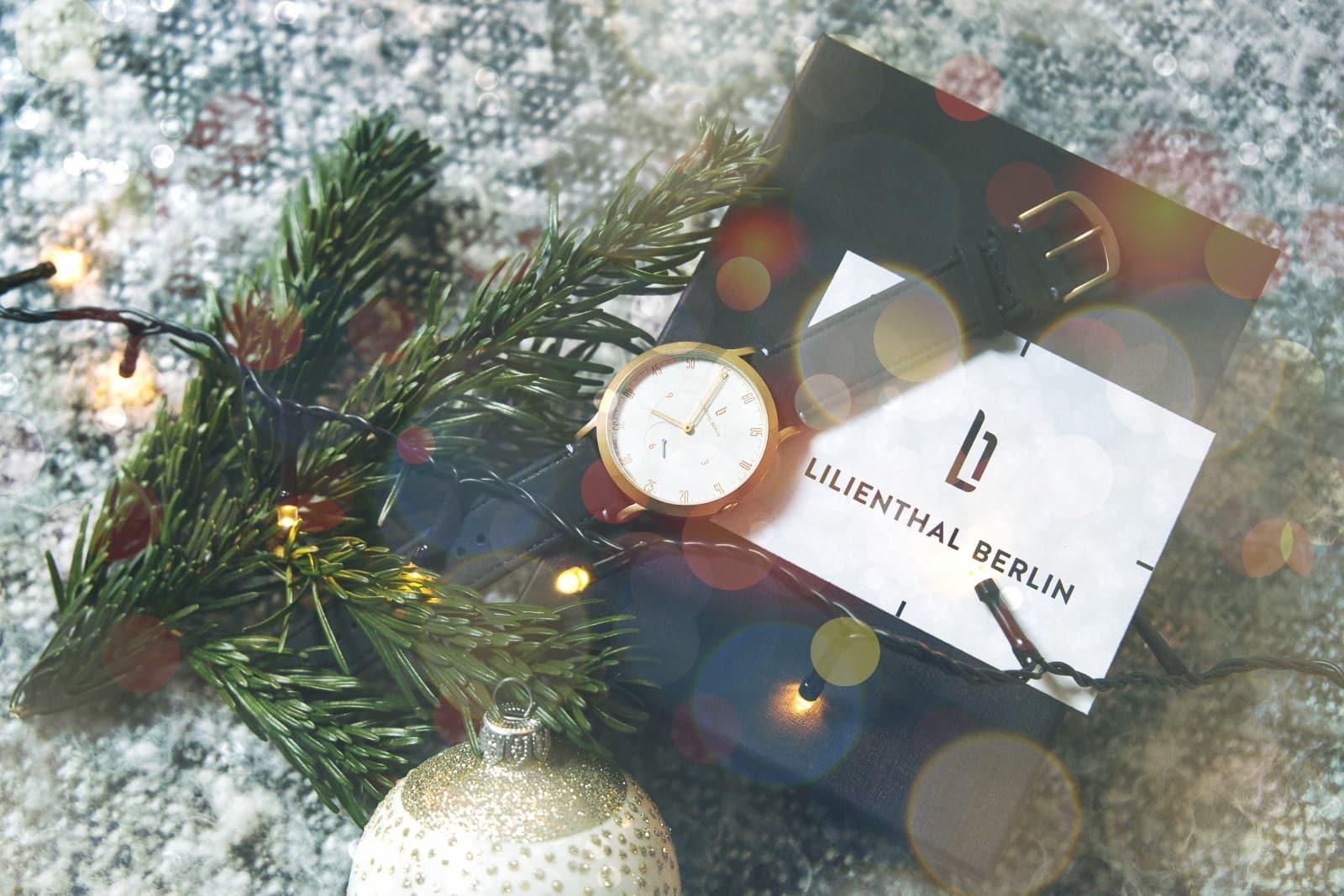 24 bells are ringing – Türchen 20: Gewinne eine Lilienthal Uhr im Wert von 200 Euro!