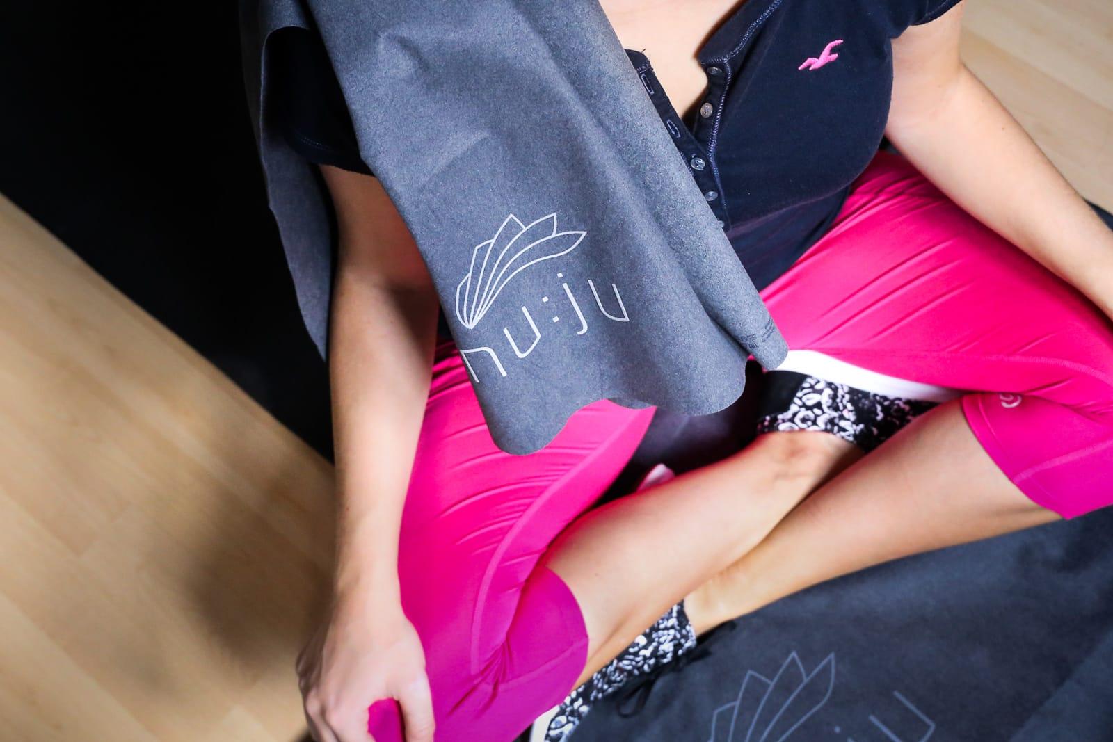 Auf ein Neues – Vorsätze 2017: nu:ju Sport Towels im Test
