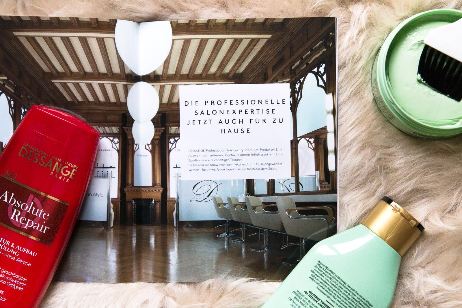 DESSANGE Professional Hair Luxury: Überblick über alle Serien