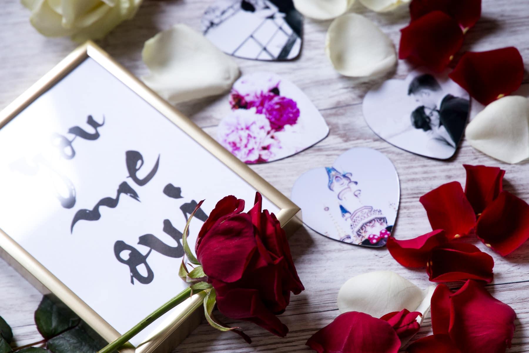 Gewinnspiel – Be my Valentine: Fotogeschenke nicht nur an Valentinstag