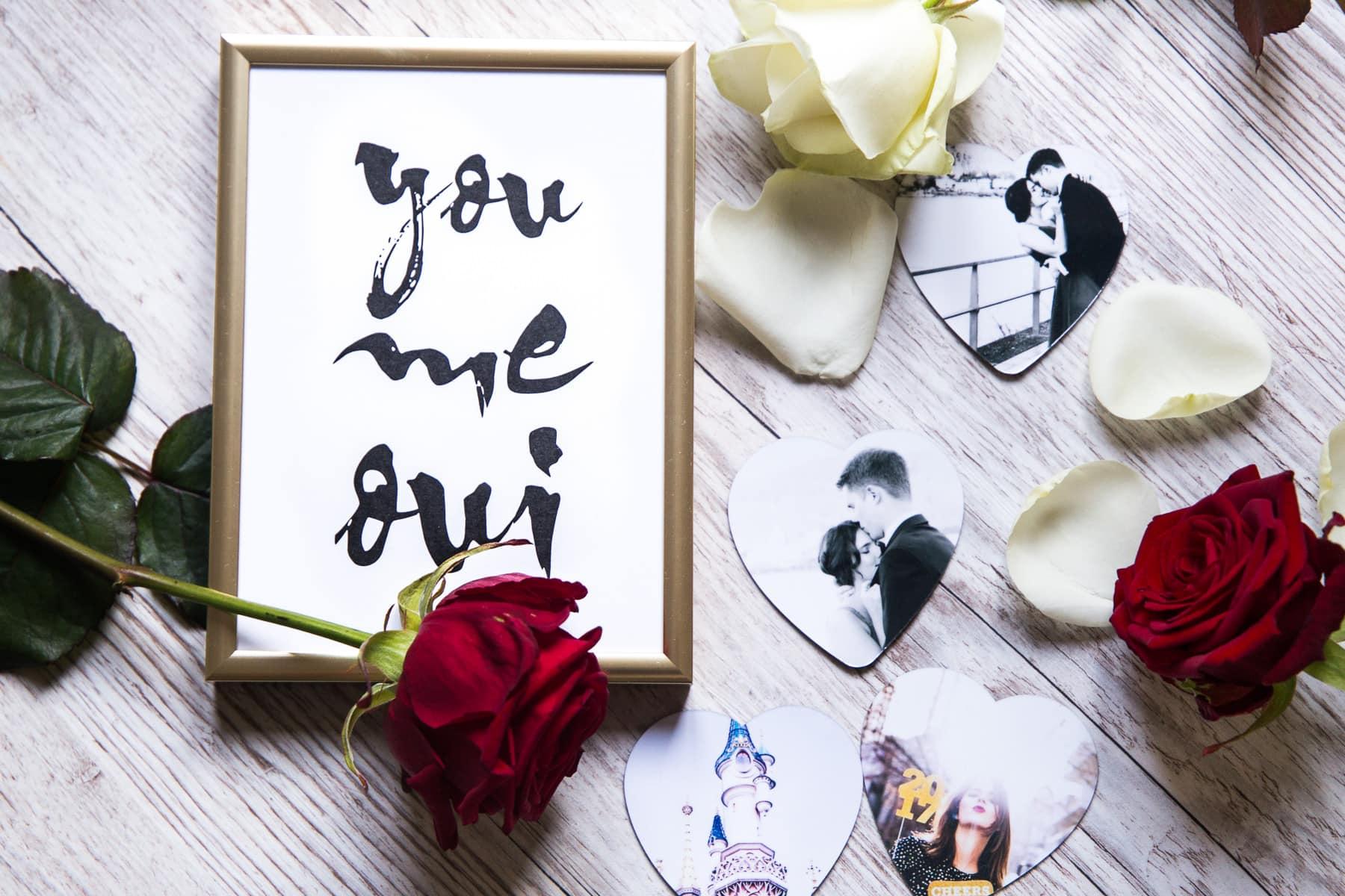 Be my Valentine: Fotogeschenke nicht nur an Valentinstag