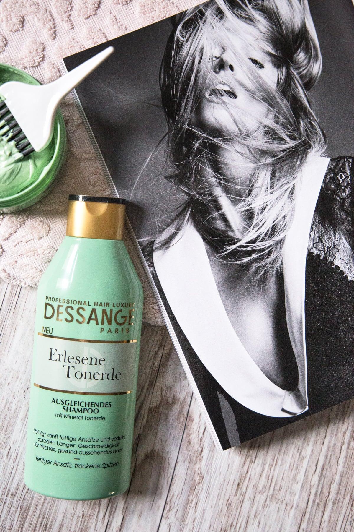 DESSANGE Professional Hair Luxury: Erlesene Tonerde im Test