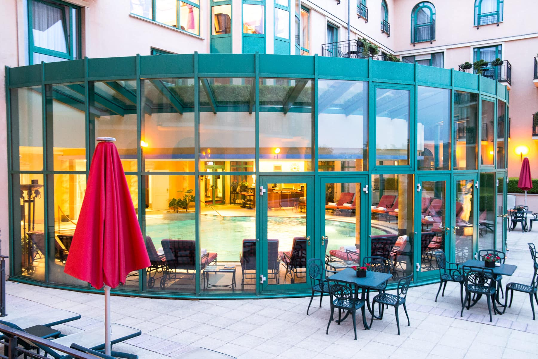 Victor's Residenz-Hotel Schloss Berg + 5 ultimative Saarland Tipps