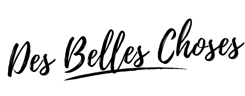 Des Belles Choses - Travel & Style Blog