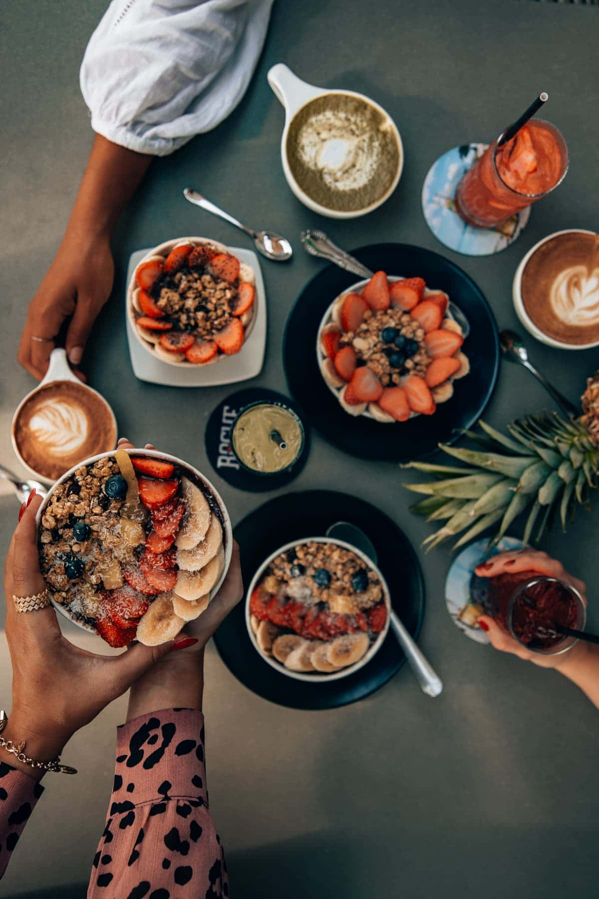 Top Food Spots auf Aruba: Smoothie und Healthy Food bei Craft in Palm Beach