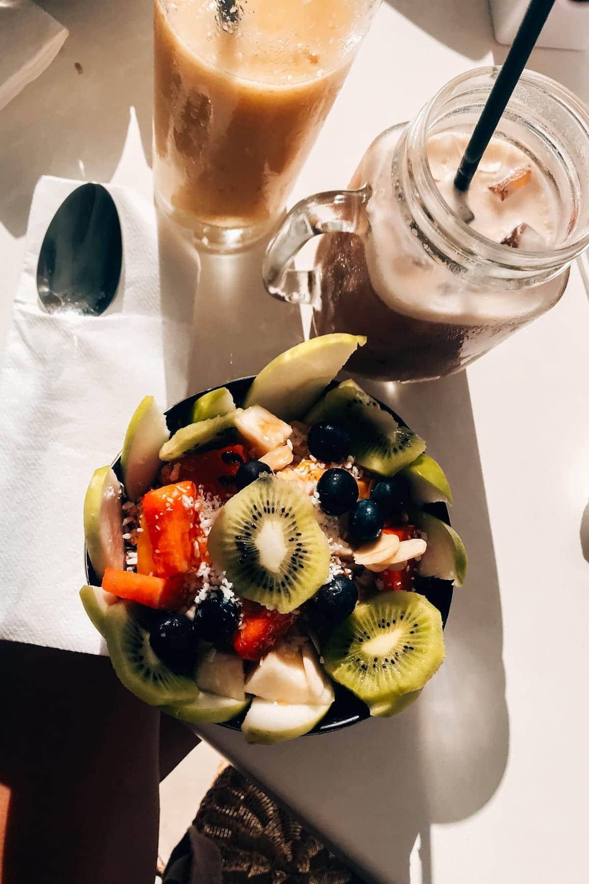 Aruba Restaurants Tipps: Fresh Garden Café