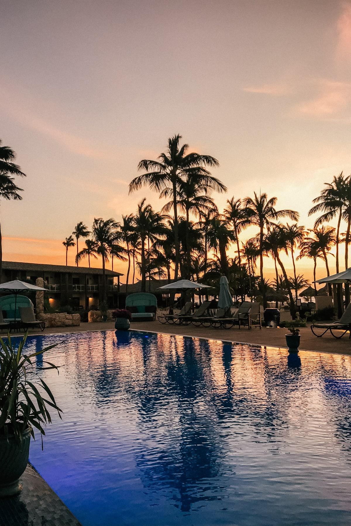 Top Food Spots auf Aruba: Manchebo Hotel