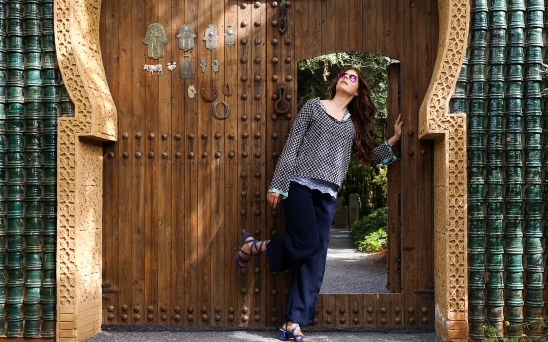 Ausflug zum Anima Garden Marrakesch