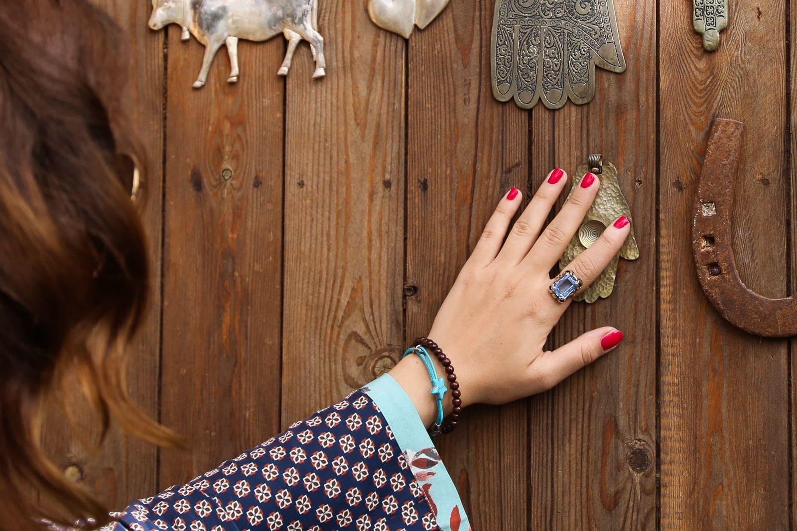 ausflug-zum-anima-garden-marrakesch-marlene-hose- wickelsandale-tunika-fashion-blog-des-belles-choses 1