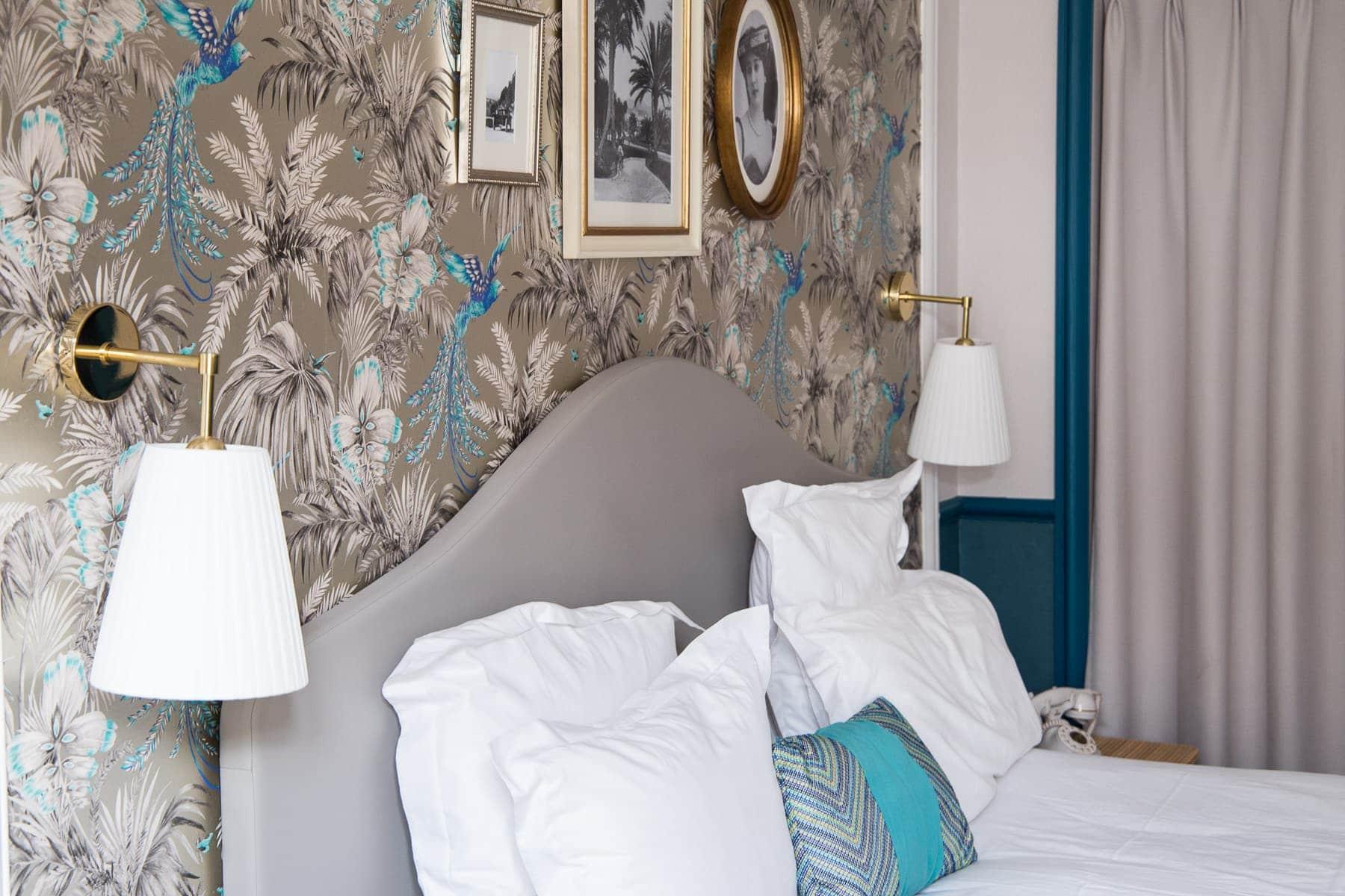 Bezahlbares 4-Sterne-Hotel im Zentrum von Nizza: Villa Otero