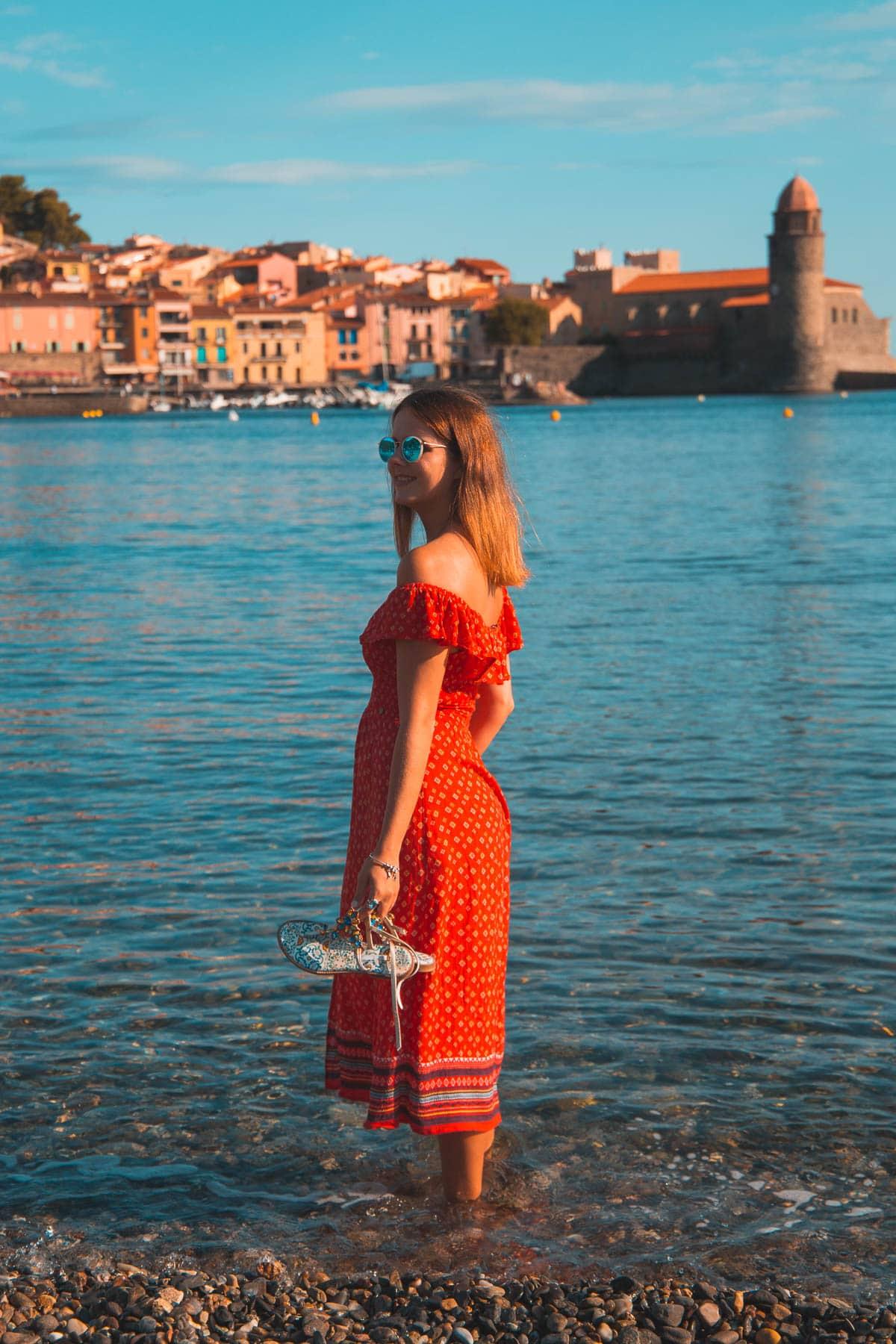 Coillure - Top 5 Ausflugsziele im Roussillon in Südfrankreich