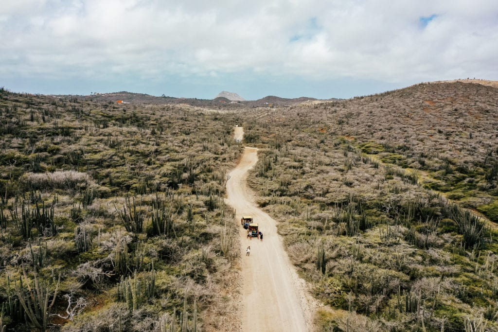 Der wilde Norden von Aruba - Ausflugsziele im Arikok Nationalpark