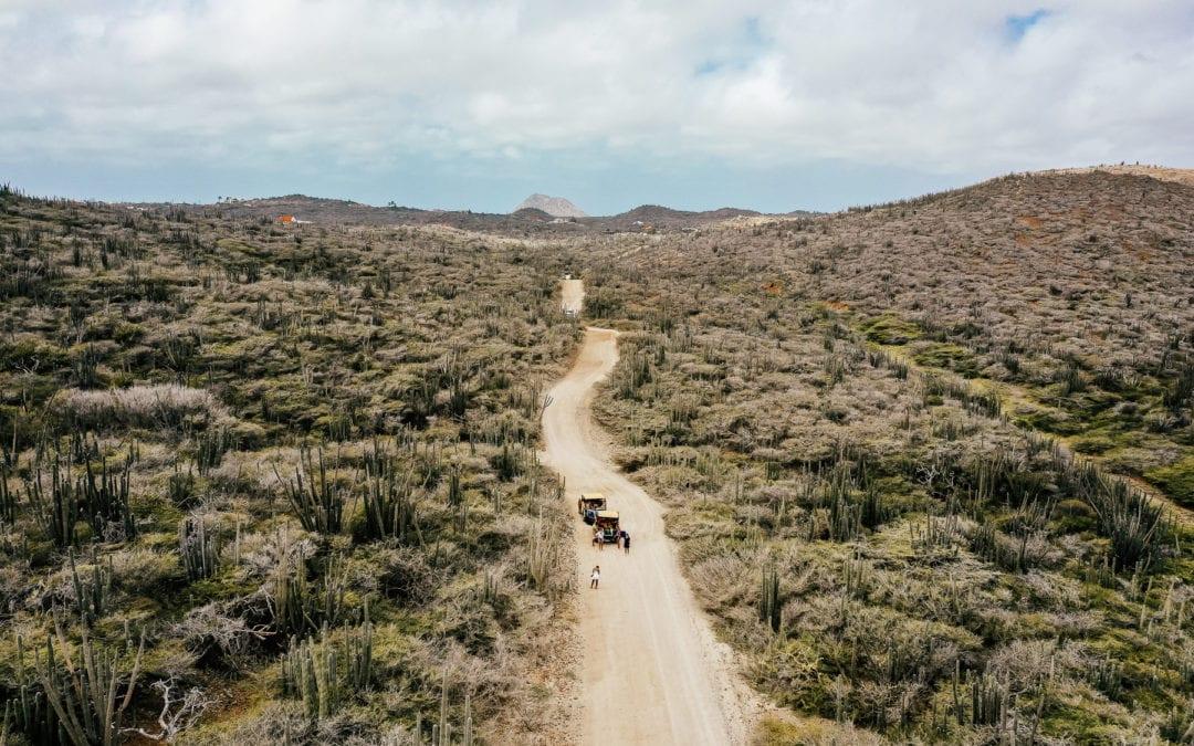 Der Norden von Aruba – Ausflüge im Arikok Nationalpark