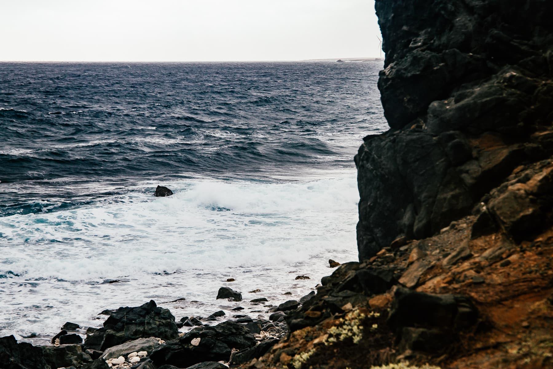 Der Norden von Aruba