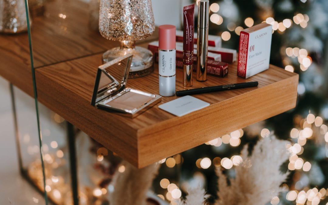 Adventskalender Türchen 1: Clarins Beauty Set