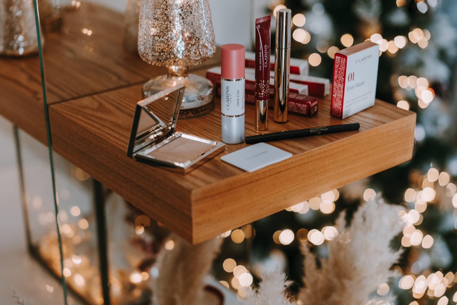 Adventskalender Türchen 1 - Clarins Beauty Set