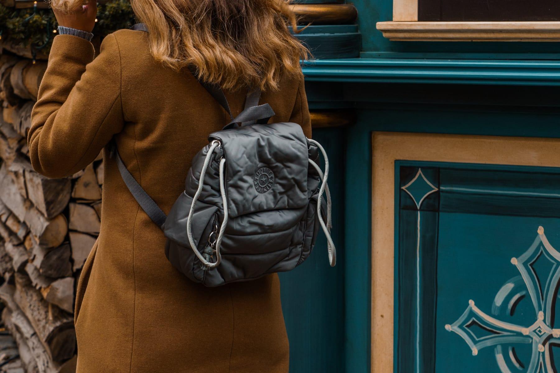 Adventskalender Türchen 22: Kipling Rucksack im Wert von 100 Euro