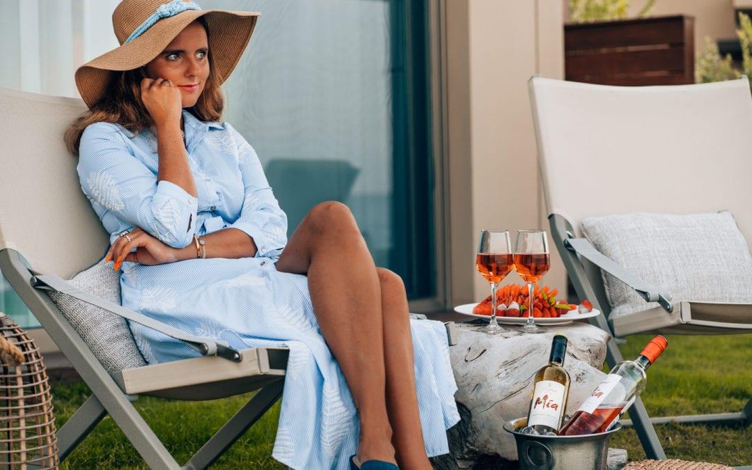 Der perfekte Abend auf Korfu – Sommer Wein einfach aufgepeppt!
