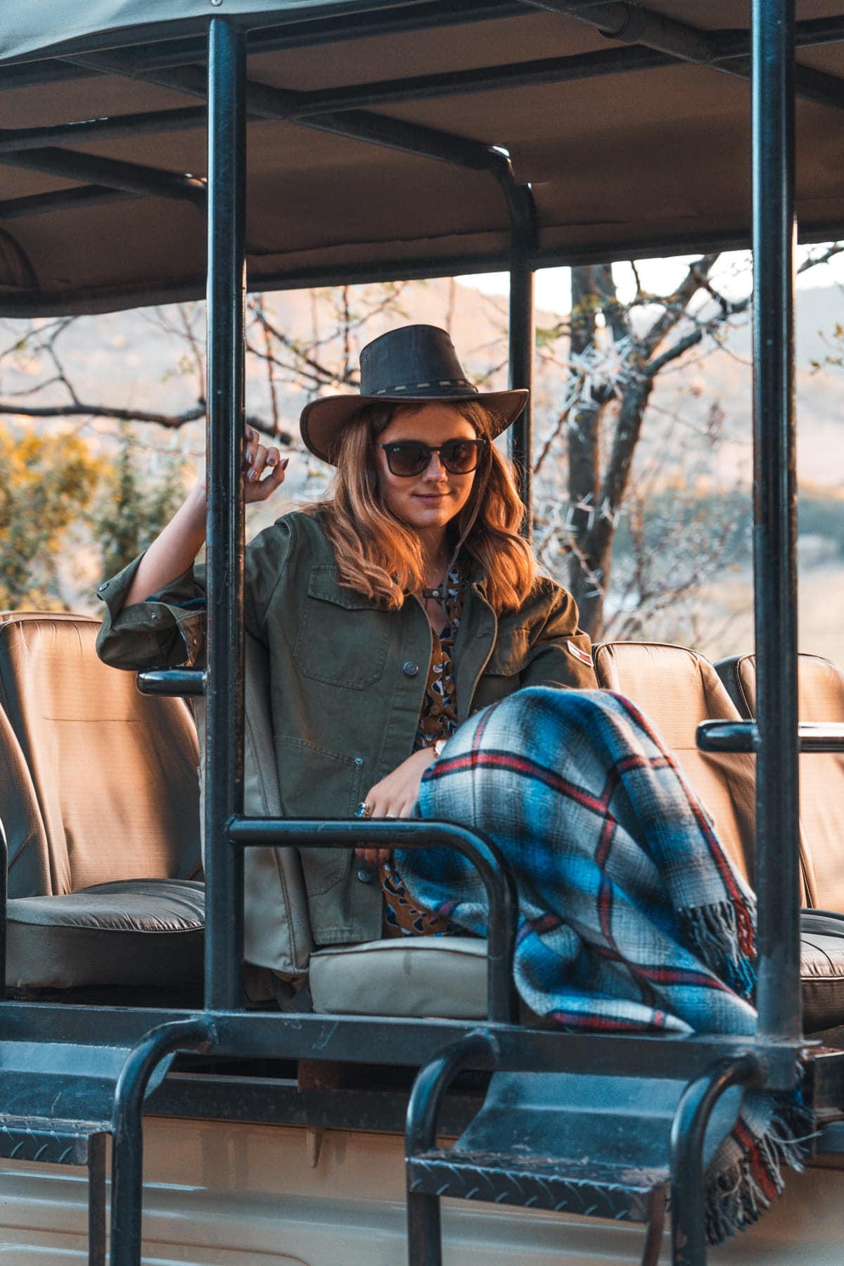 Garden Route Tipps - Safari in Botlierskop