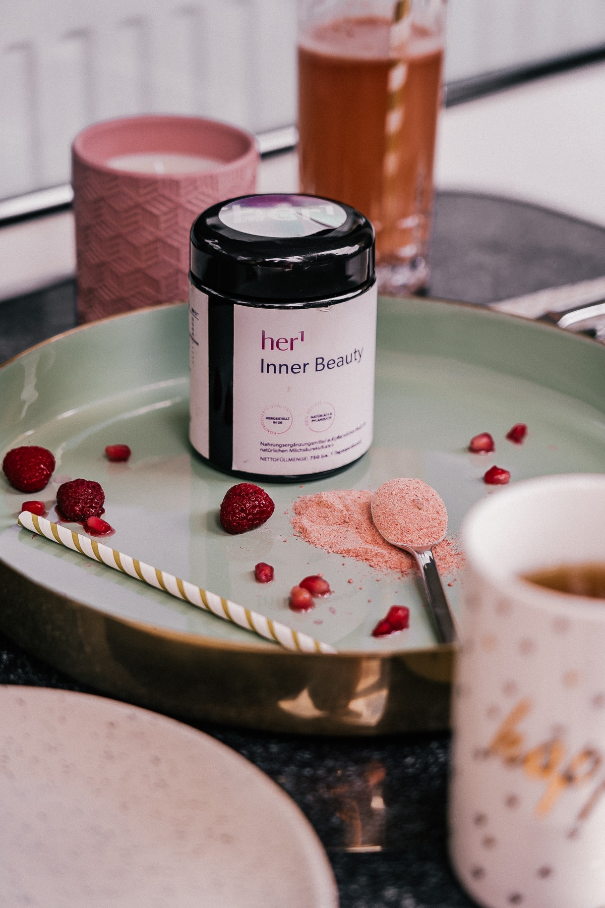Her One Inner Beauty - Superfoods für Vielreisende