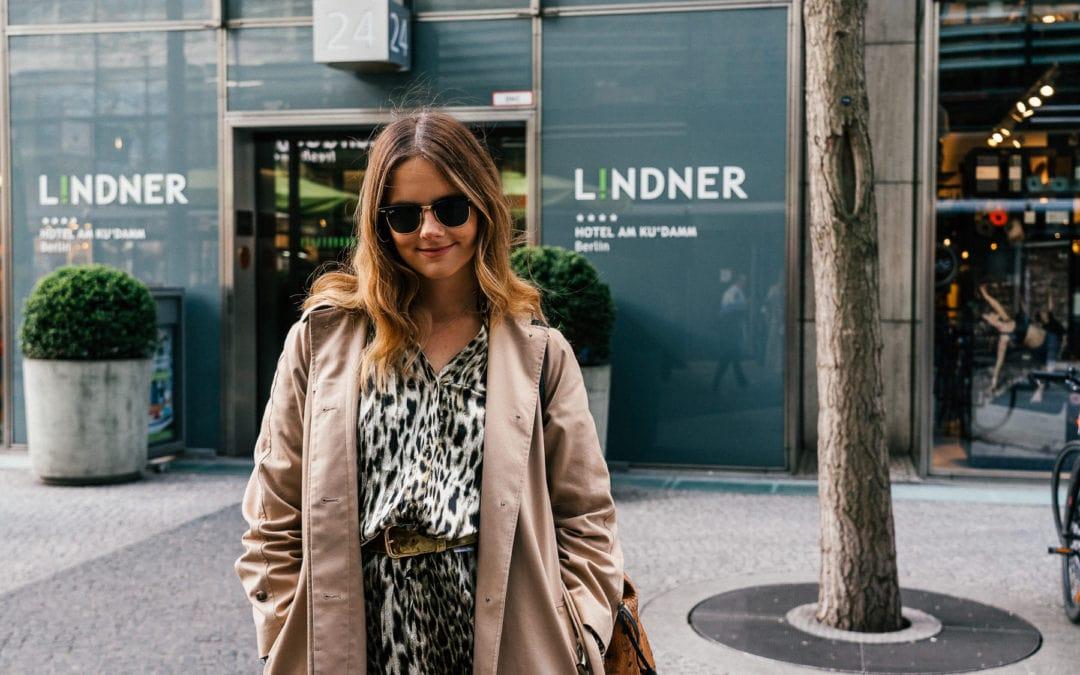 Lindner Hotel Am Ku´damm – Shoppingtipps für deinen Berlin Trip