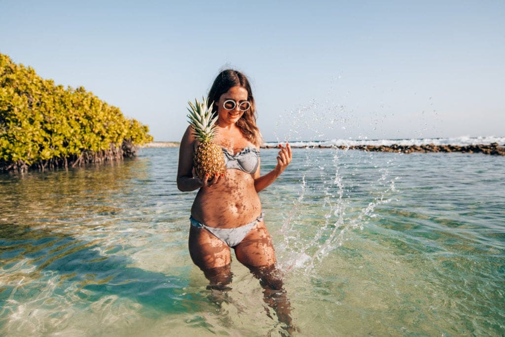 Die 5 schönsten Strände auf Aruba. Mangel Halto Beach
