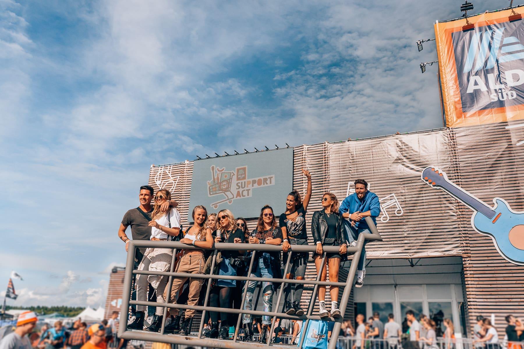 Festivals 2019 - Mein erstes Southside mit ALDI SÜD