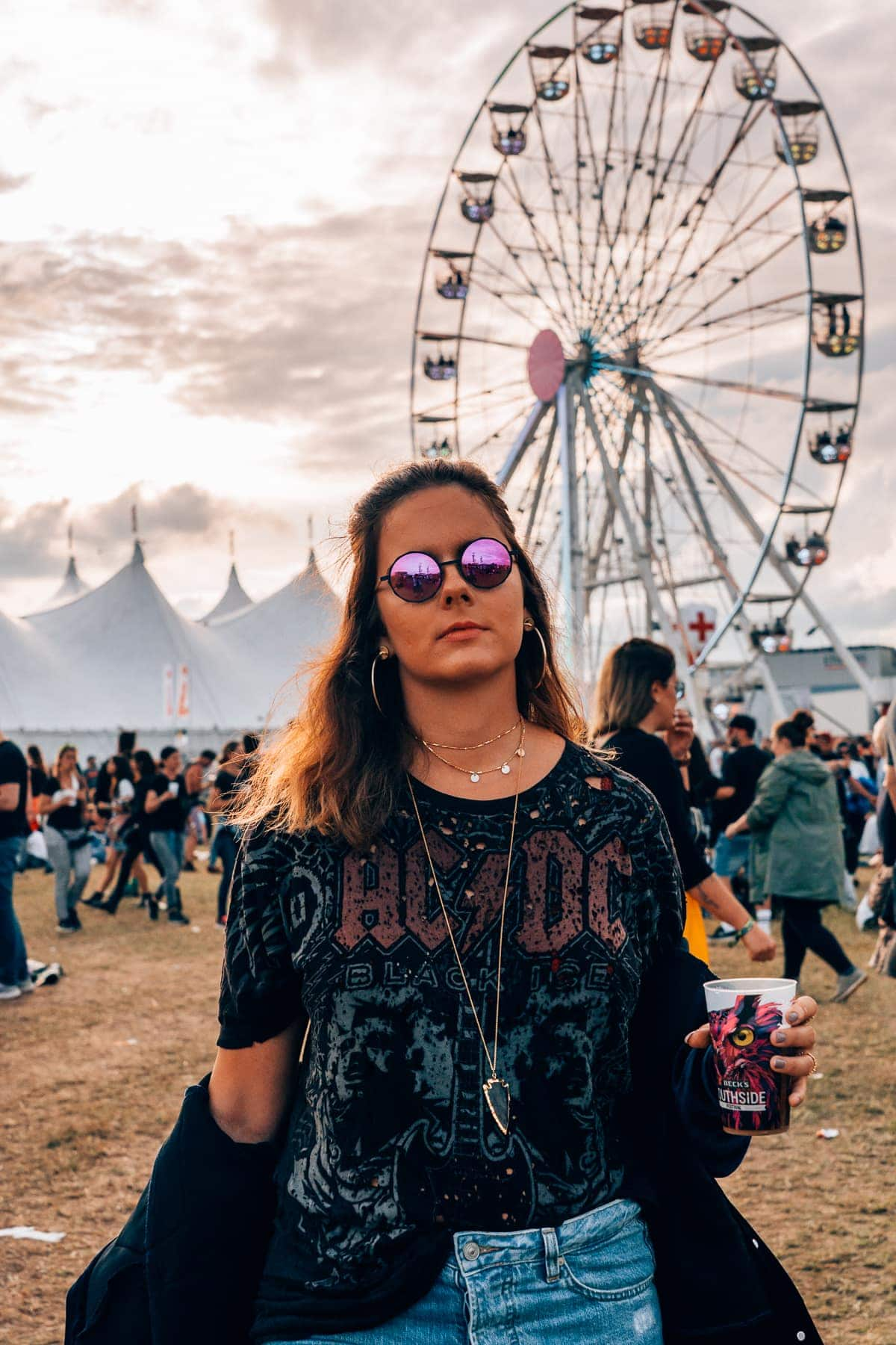 Festivals 2019 mein erstes Southside mit ALDI SÜD