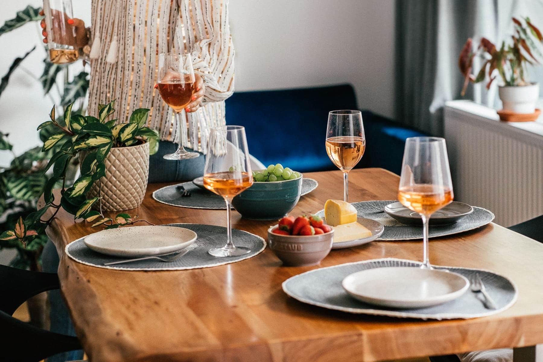Mein Provence Moment in Deutschland - Ein Rosé Abend mit Freunden