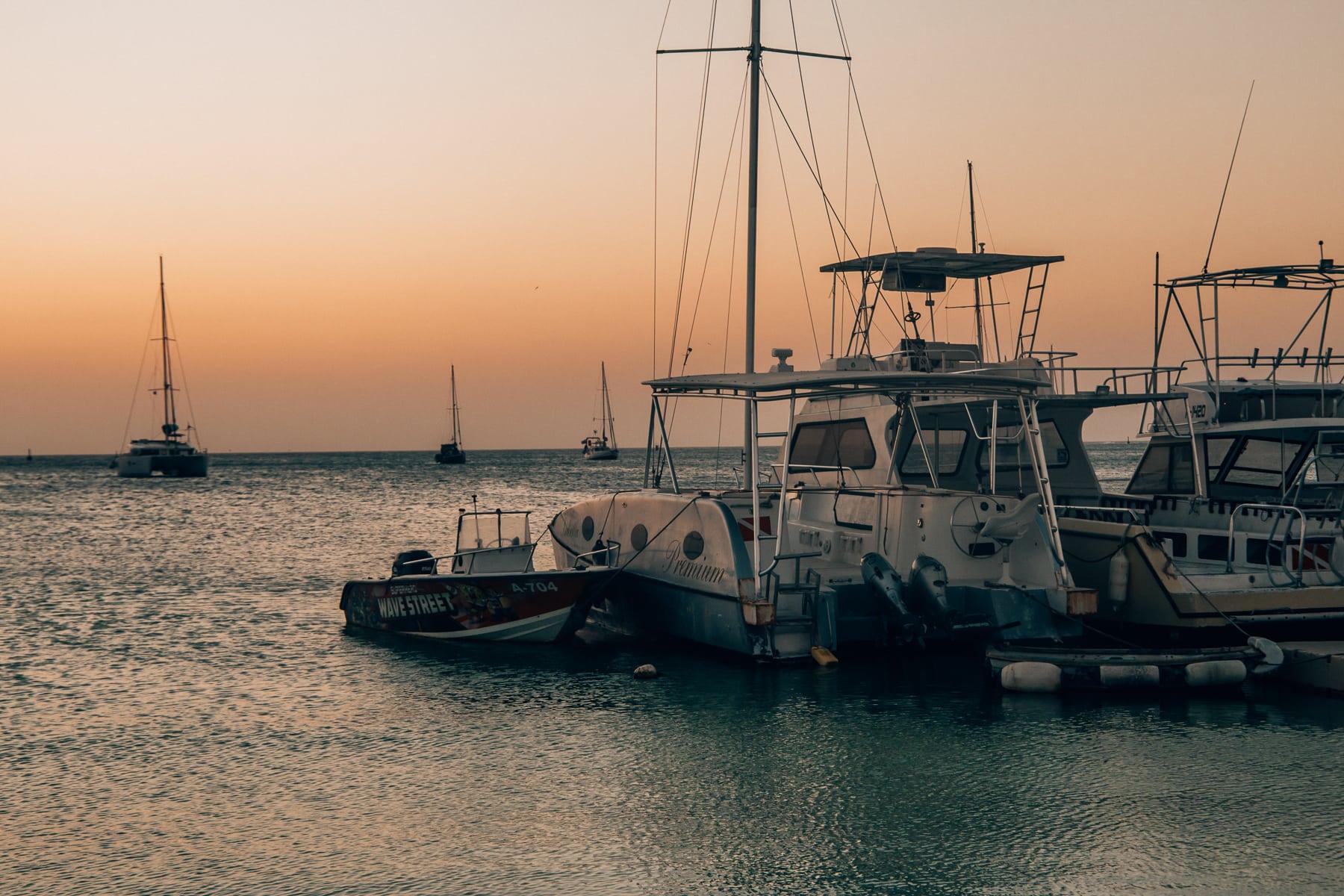 Palm Beach - Aruba Karibik