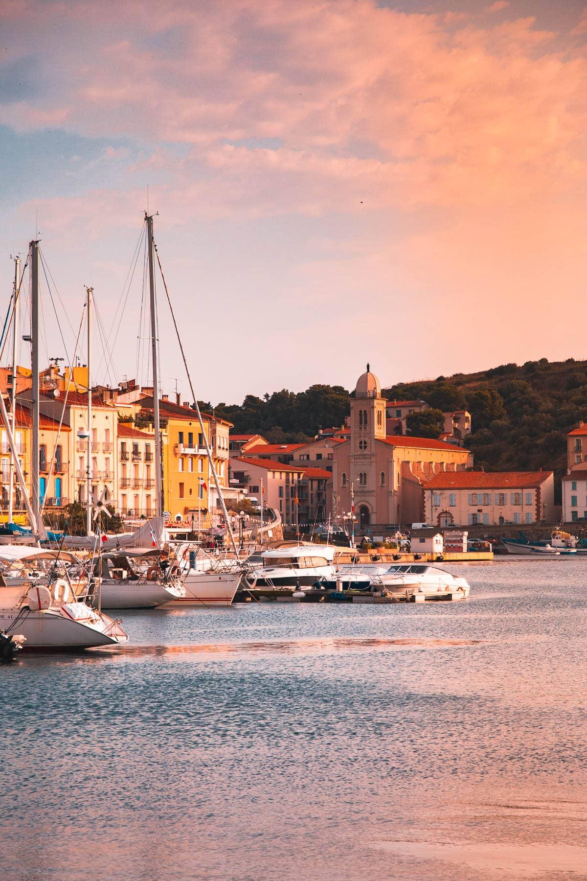 Top 5 Ausflugsziele im Roussillon in Südfrankreich - Port Vendres