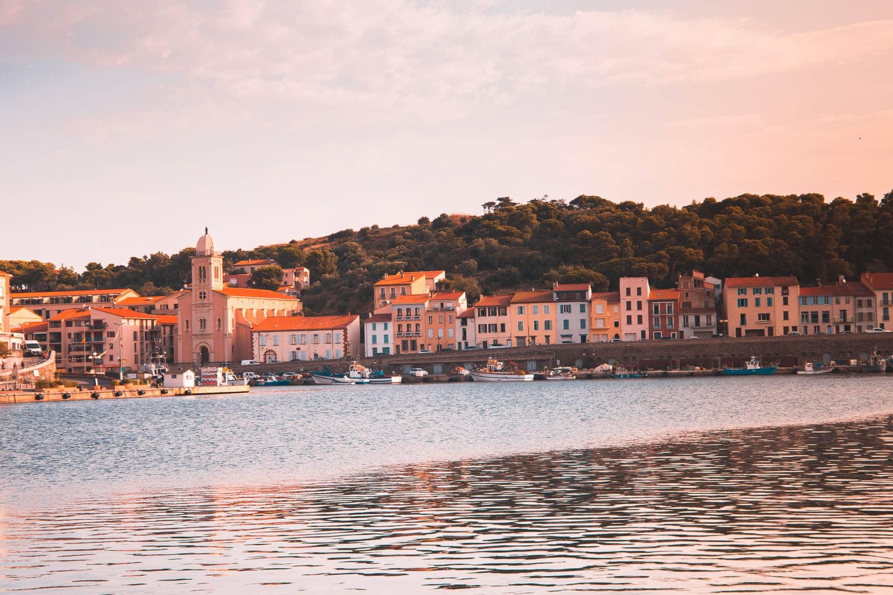 Port Vendres - Top 5 Ausflugsziele im Roussillon in Südfrankreich
