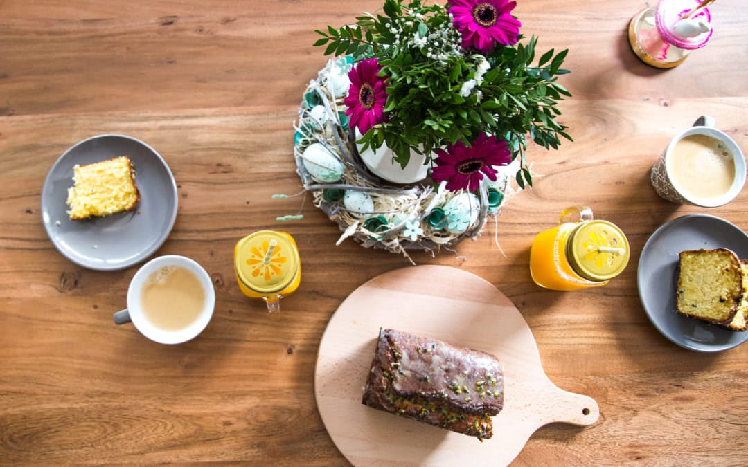 Step-by-Step-Rezept für Maracuja Kuchen: Happy Day im Frühling