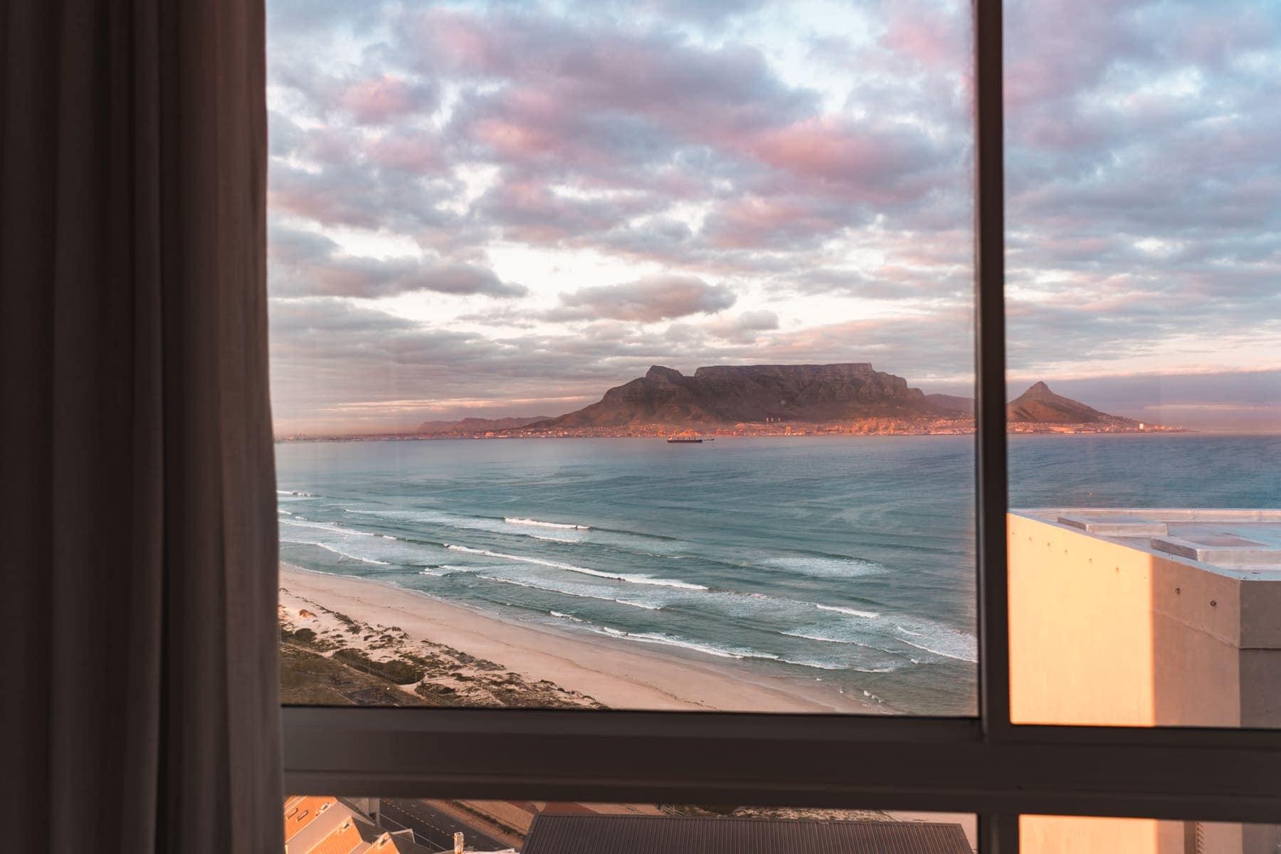 Kapstadt Insidertipps - Penthouse Wohnung mit Blick auf den Tafelberg