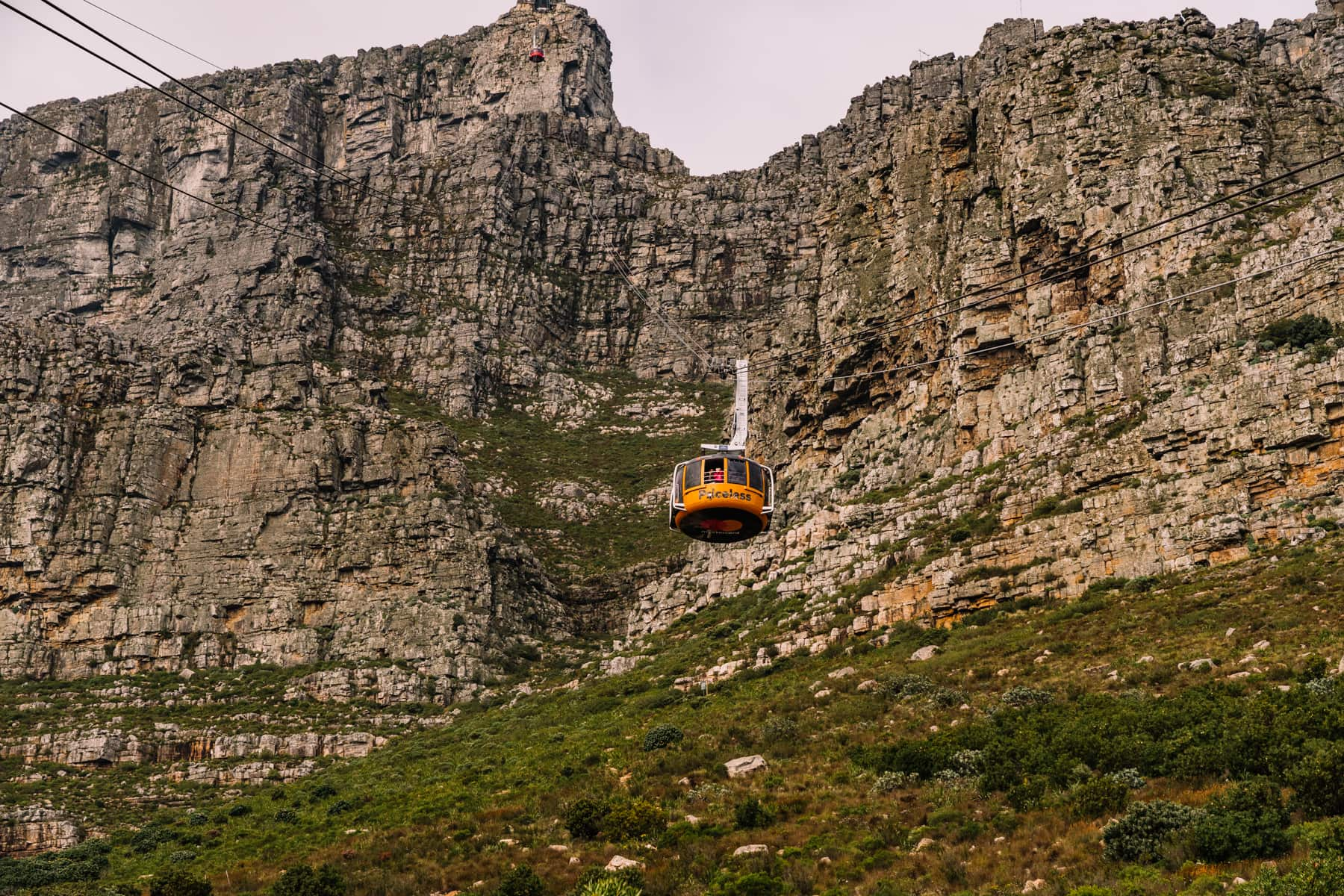 Kapstadt Tipp - Seilbahn auf den Tafelberg und Hop On Hop Off Bus als Kombiticket