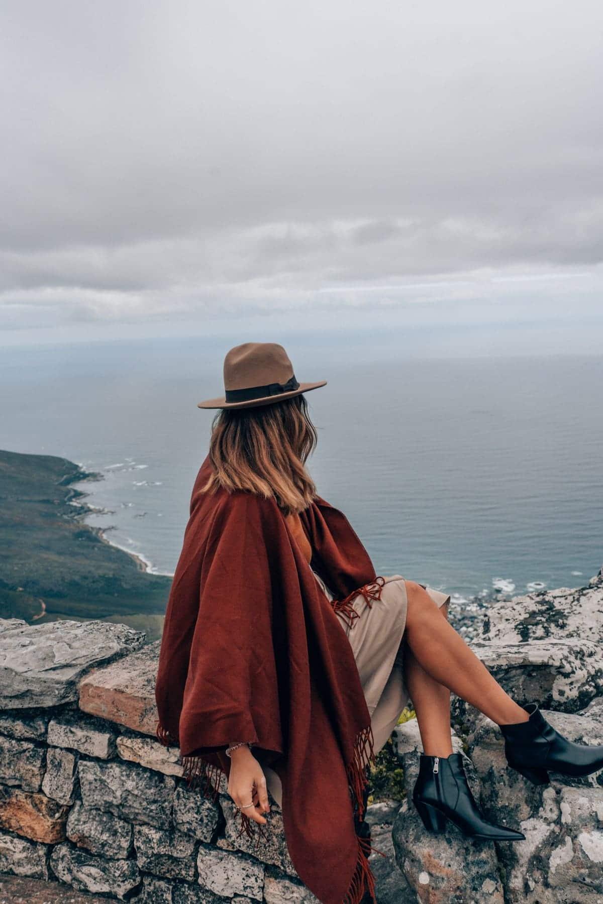 Kapstadt Insidertipps - Mit der Seilbahn auf den Tafelberg