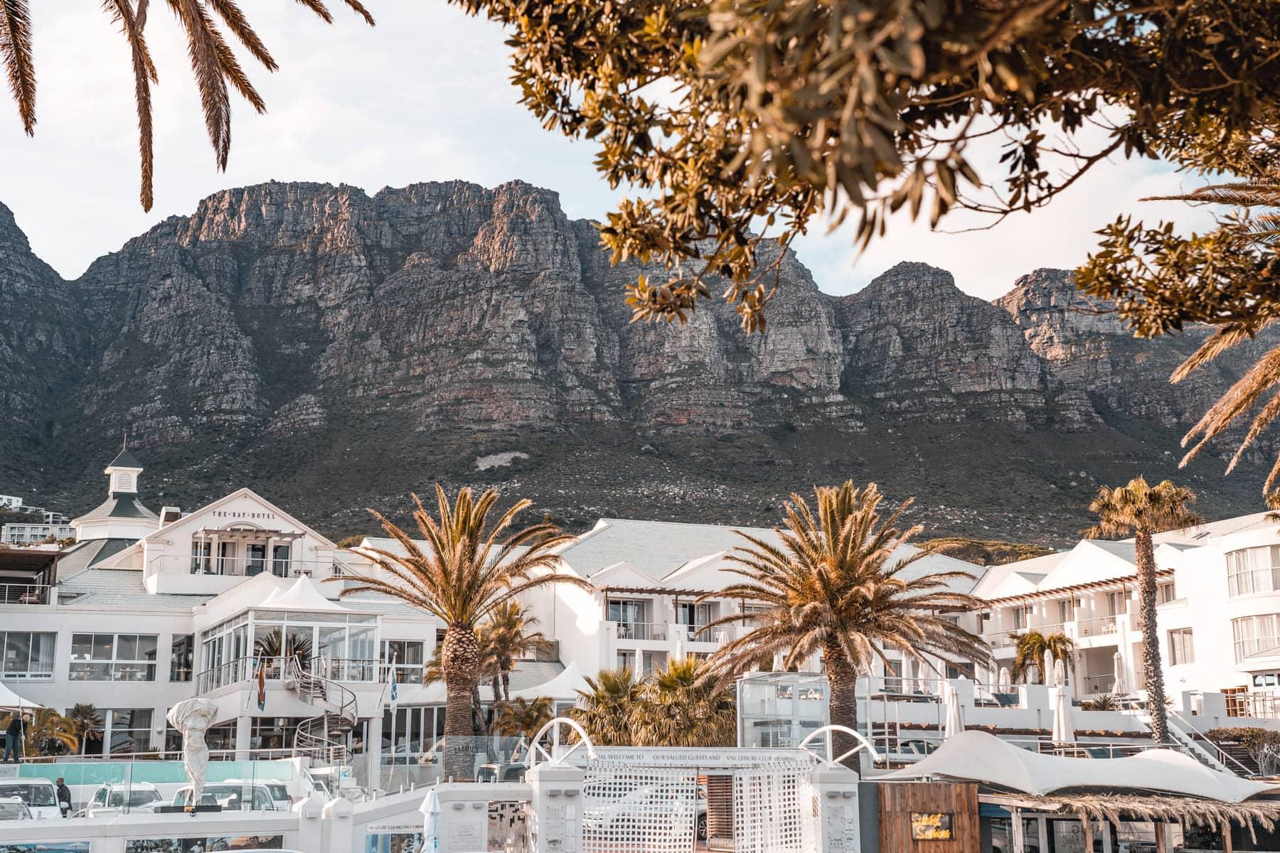 Kapstadt Reise - Restauranttipps in Camps Bay