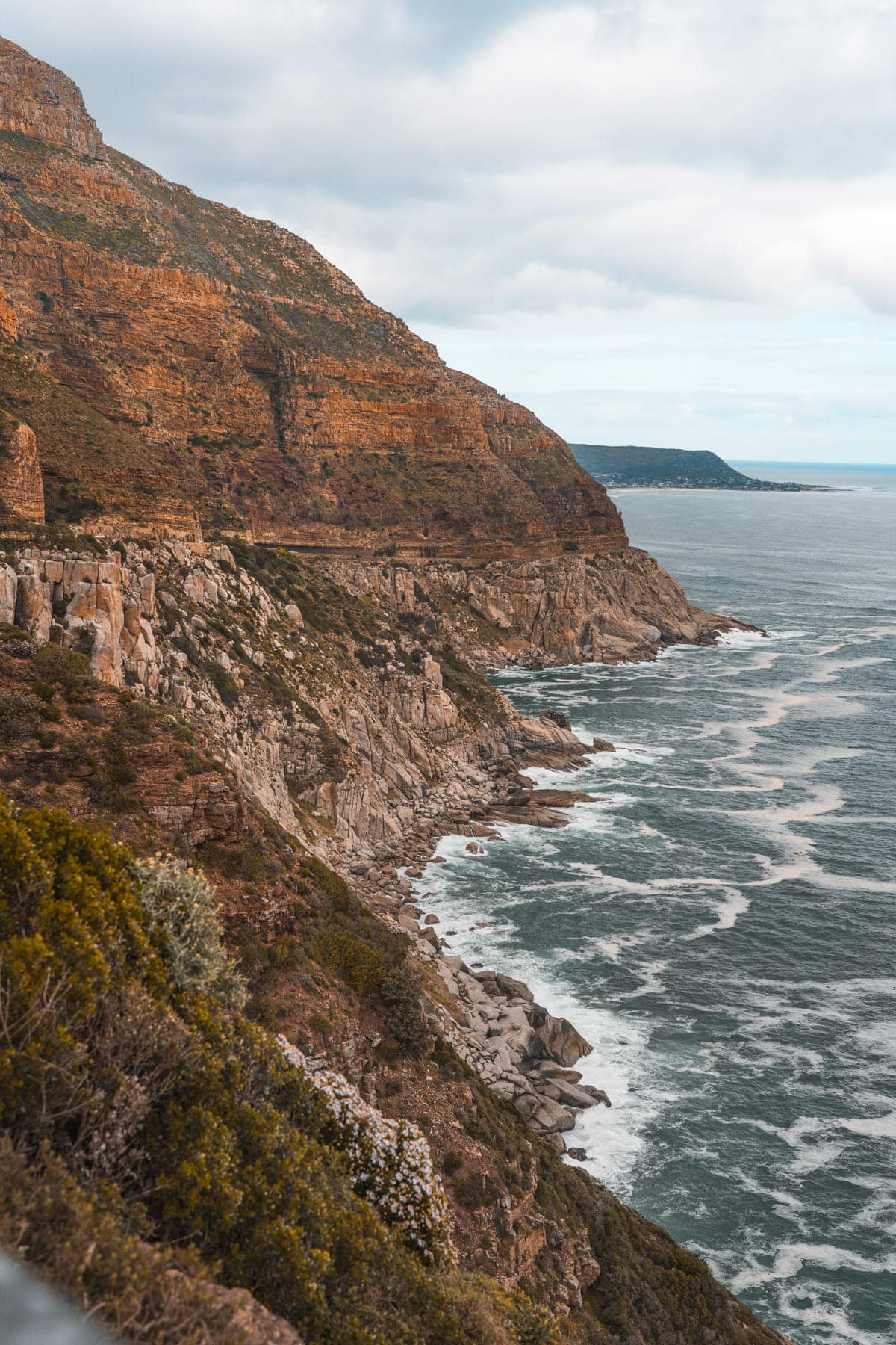 Kapstadt Ausflug zum Noordhoek Beach und Chapman´s Peak Drive