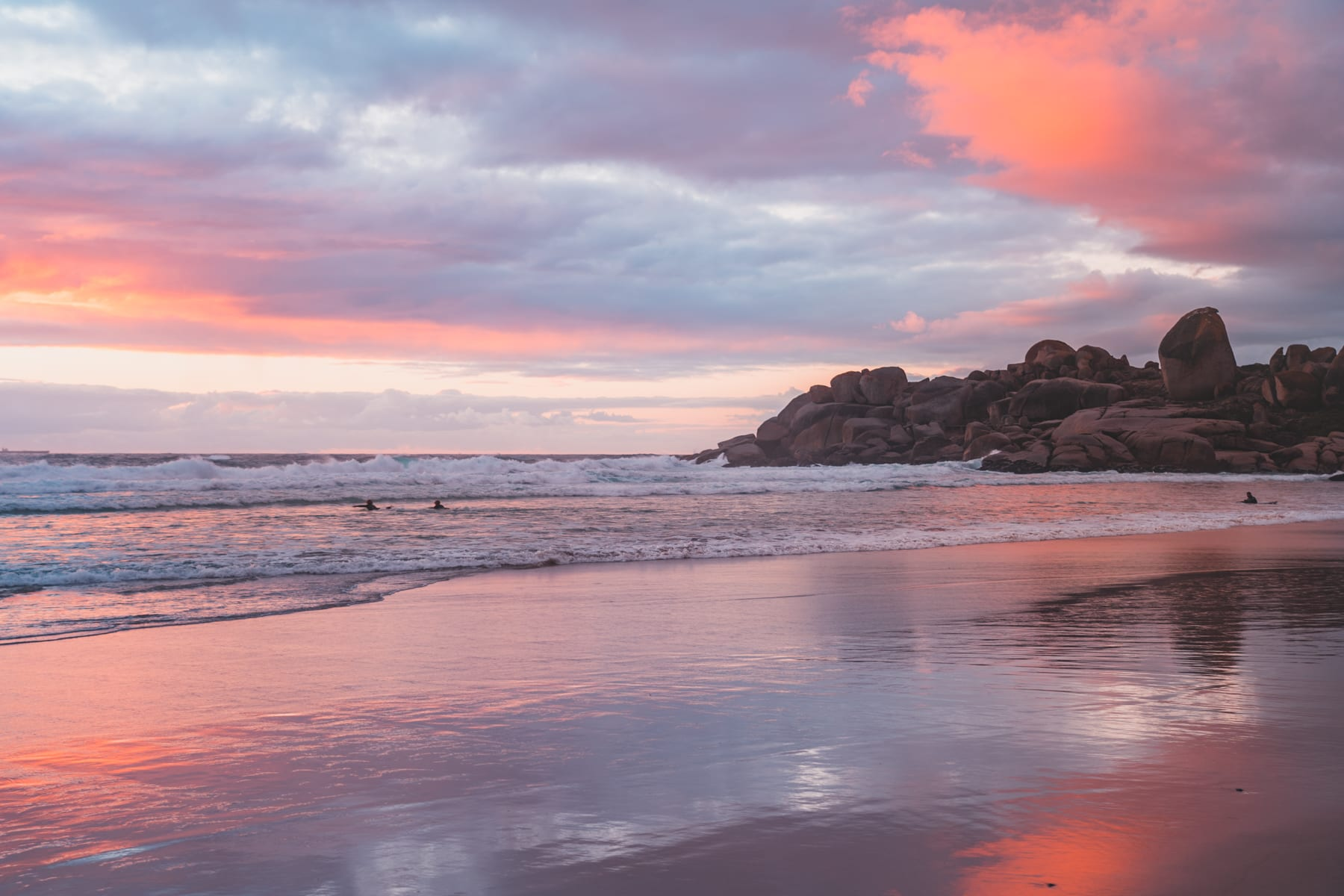 Die schönsten Strände in Kapstadt - Llandudno Beach