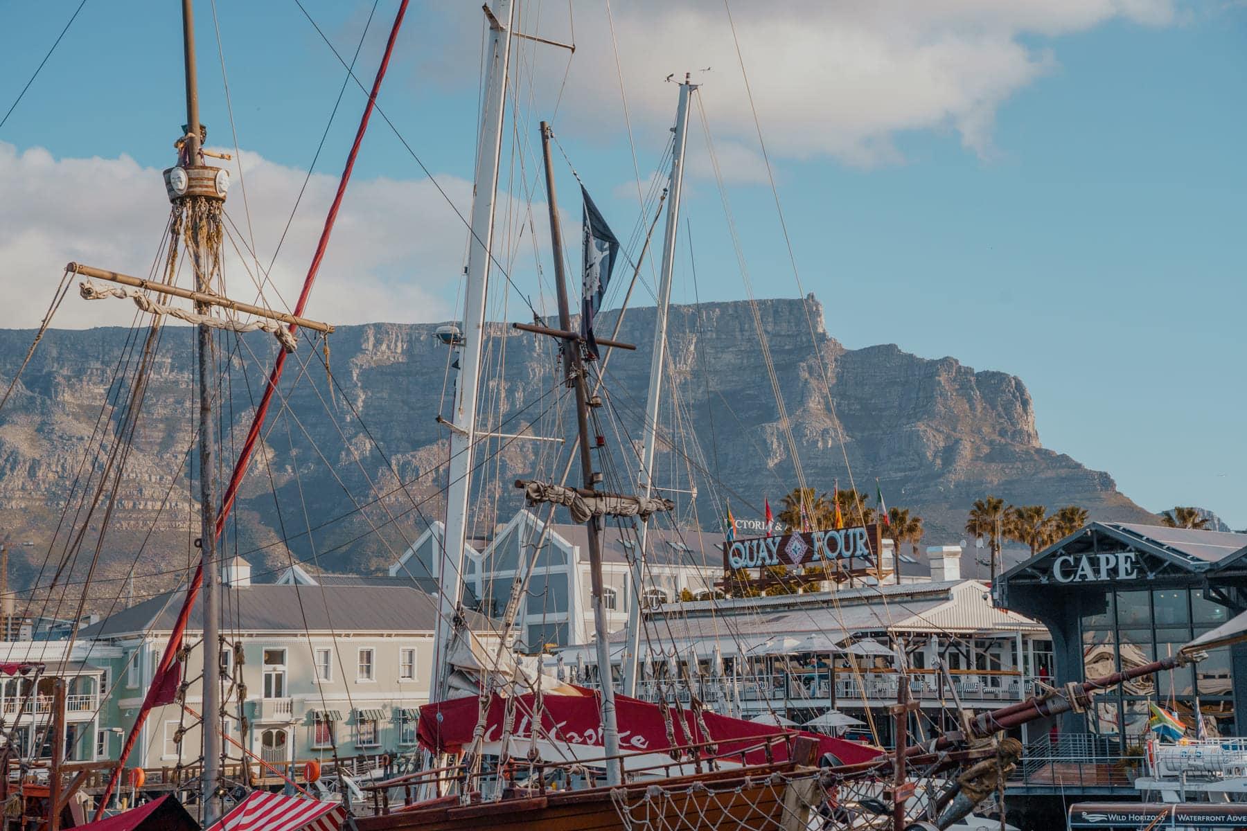 Kapstadt Tipps - Shoppen auf der V & A Waterfront