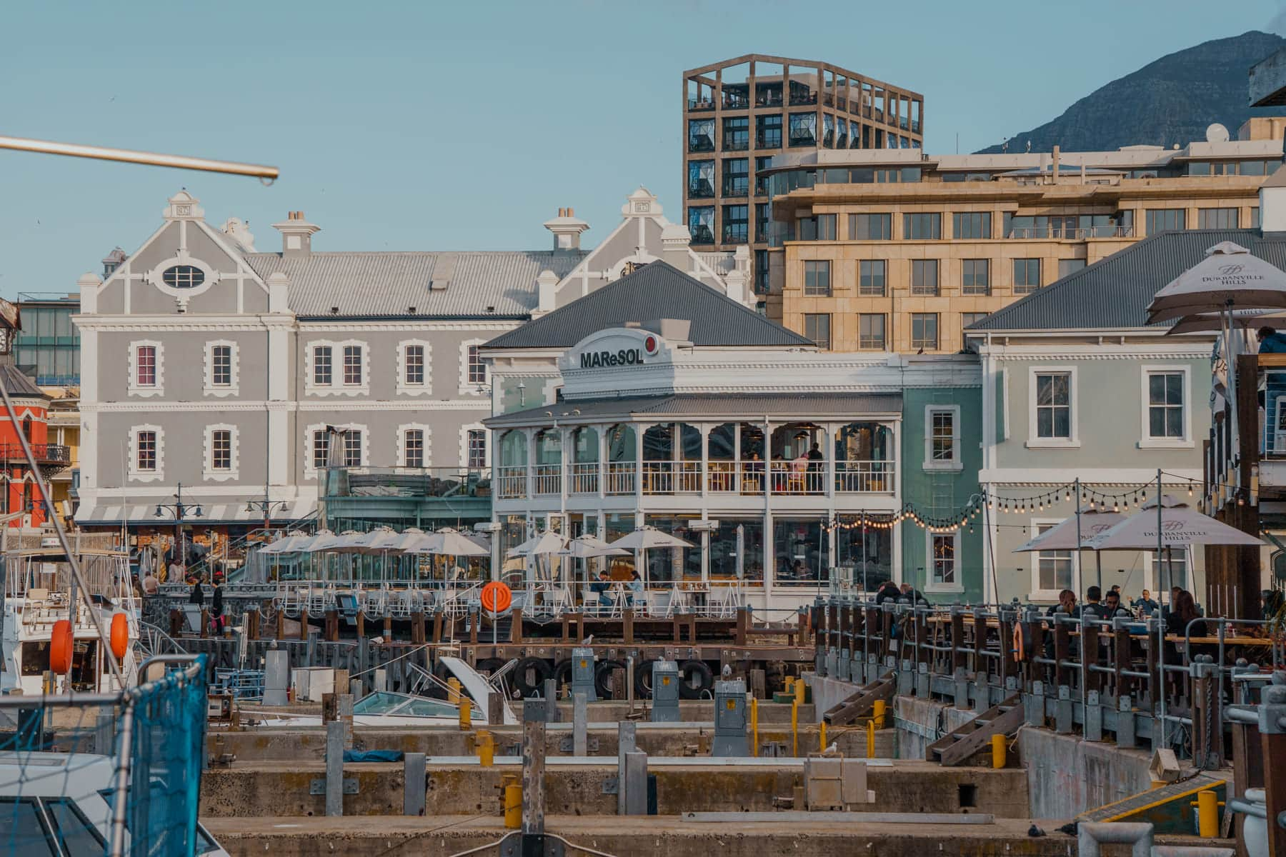 Kapstadt Tipps - V&A Food Market